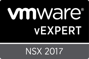 vExpert-NSX-2017
